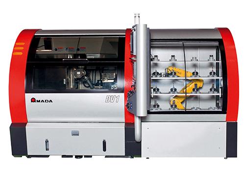 AMADA DV1 Roboter 500x350