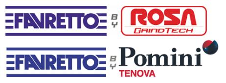 Favretto_ROSA_Logos
